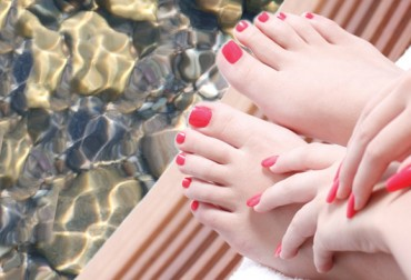 Zomeraanbieding gelnagels voor handen en voeten