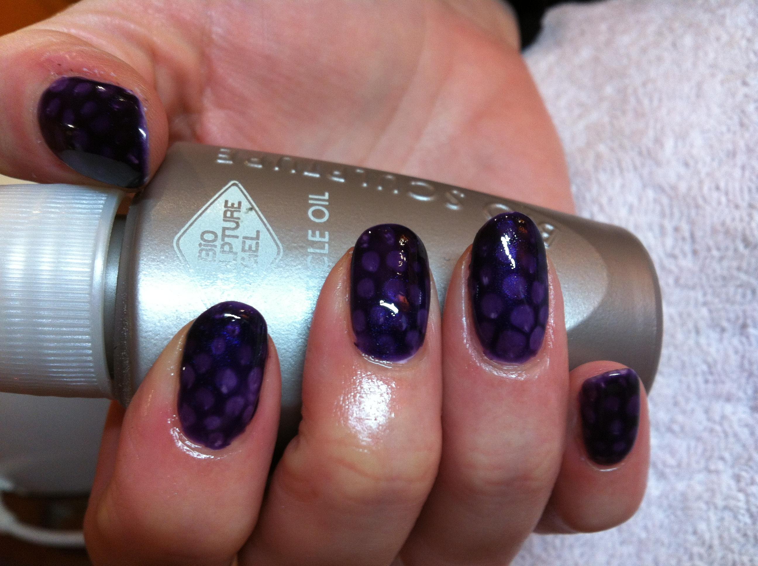 nail art winter 2012 ⋆ Xandéraa Nailcare