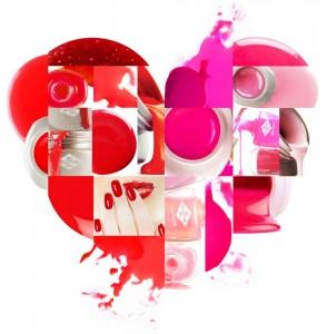valentijnrozerood