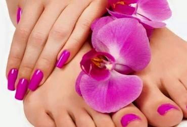Lente Actie: pedicure en manicure aanbieding