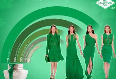 Aanbieding Mei de kleur groen