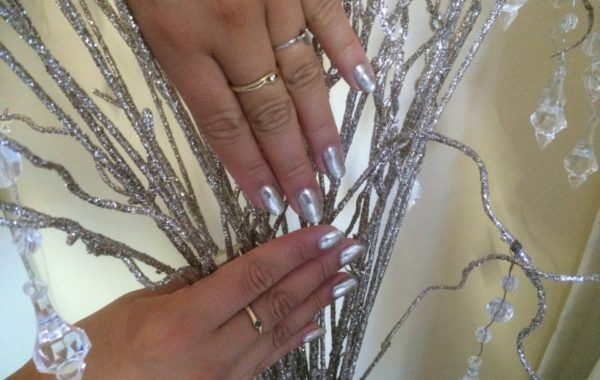 Chroom nagels