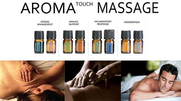 aroma touch massage